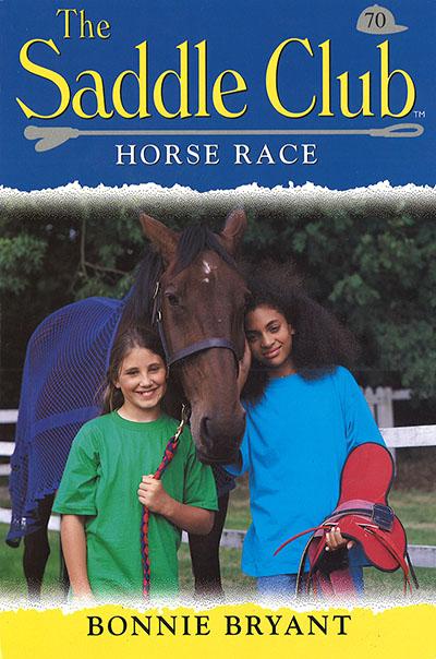 Saddle Club 70: Horse Race - Jacket