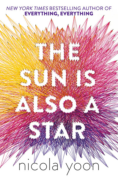 The Sun is also a Star - Jacket