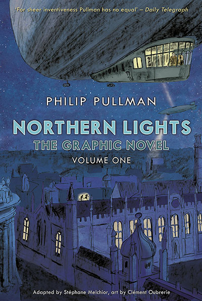 Northern Lights - The Graphic Novel Volume 1 - Jacket