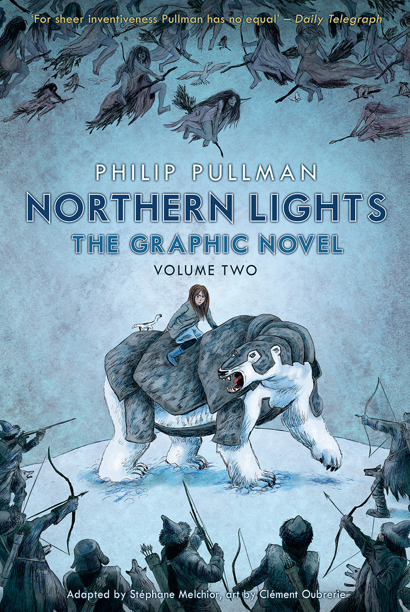 Northern Lights - The Graphic Novel Volume 2 - Jacket