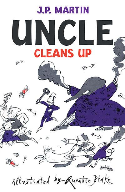 Uncle Cleans Up - Jacket
