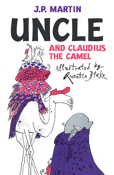 Uncle and Claudius the Camel - Jacket