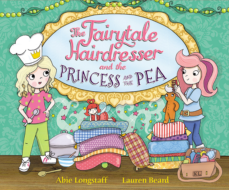The Fairytale Hairdresser and the Princess and the Pea - Jacket
