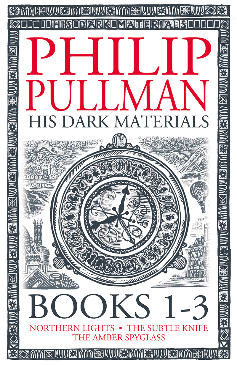 His Dark Materials: The Complete Collection - Jacket