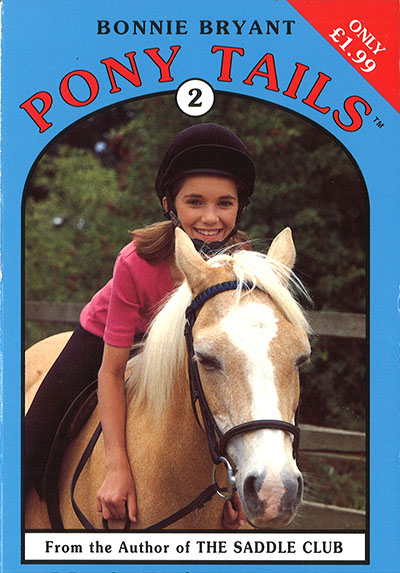 Pony Tails 2 : May's Riding Lesson - Jacket