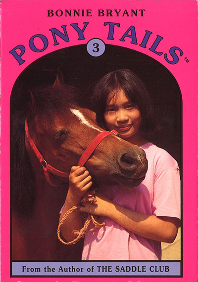 Pony Tails 3 : Corey's Pony Is Missing - Jacket