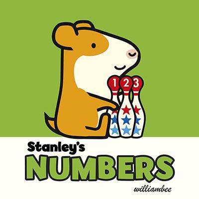 Stanley's Numbers - Jacket