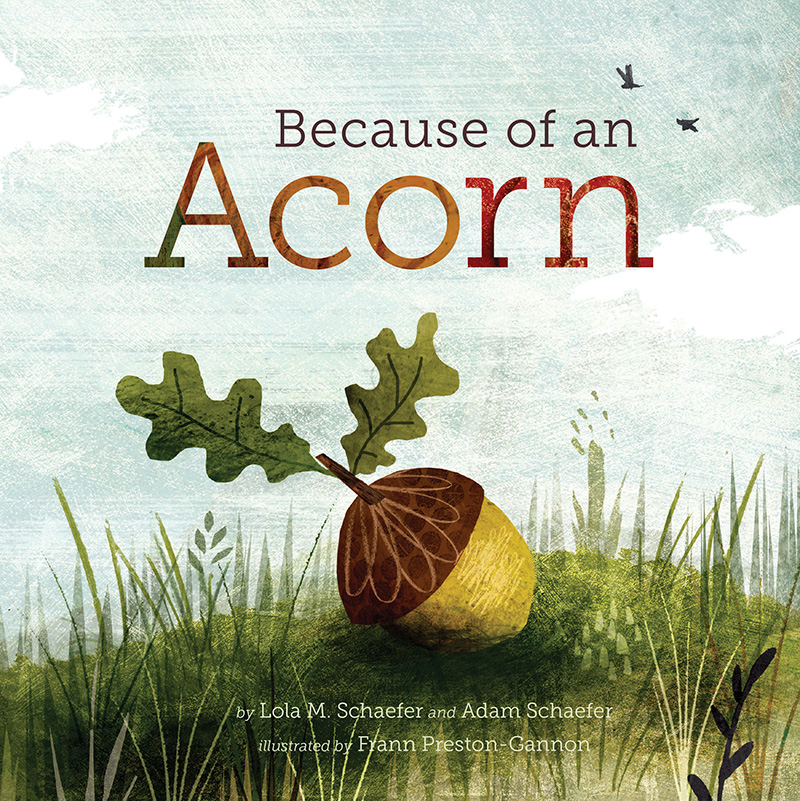 Because of an Acorn - Jacket