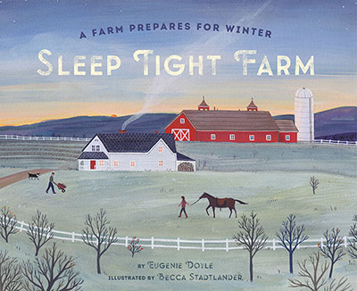 Sleep Tight Farm - Jacket