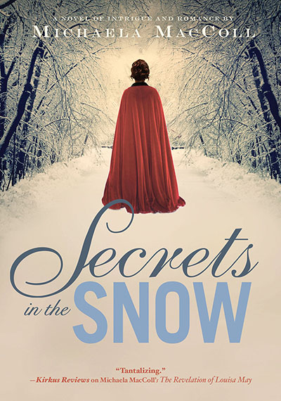Secrets in the Snow - Jacket