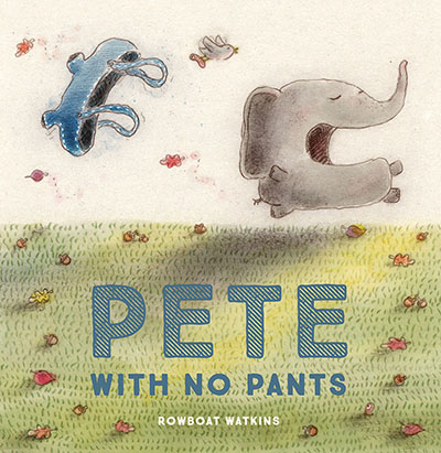Pete With No Pants - Jacket