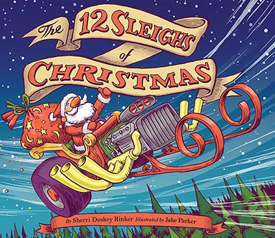 The 12 Sleighs of Christmas - Jacket
