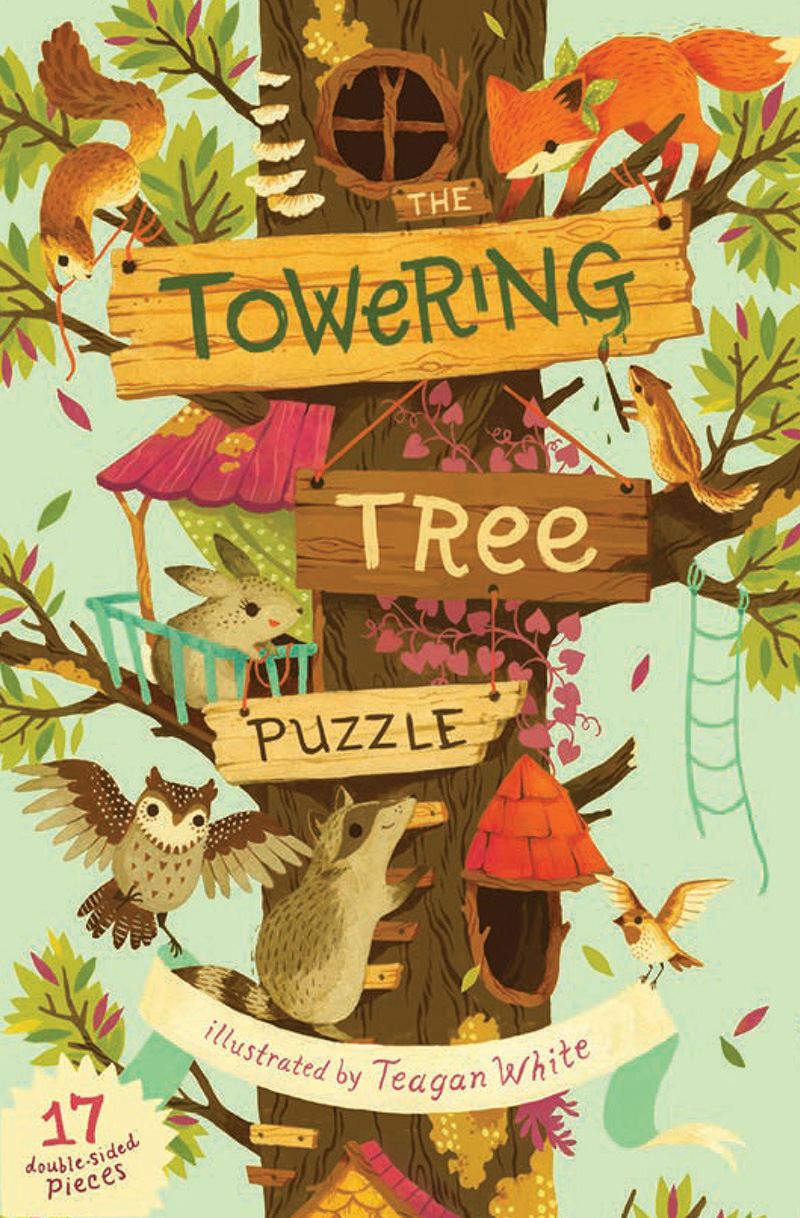 The Towering Tree Puzzle - Jacket