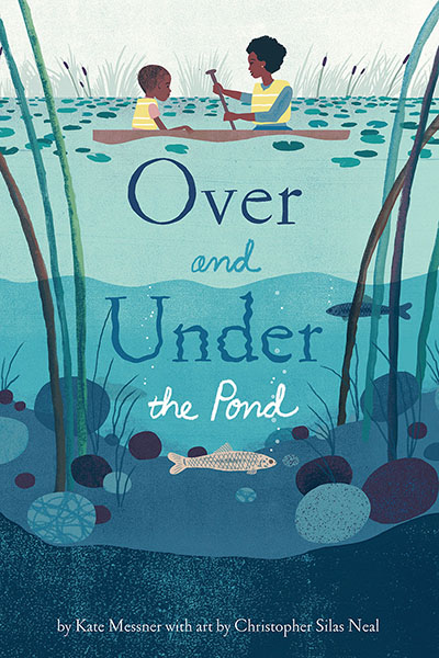 Over and Under the Pond - Jacket