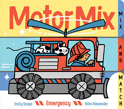 Motor Mix: Emergency - Jacket