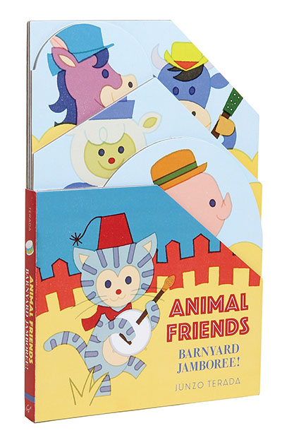 Animal Friends: Barnyard Jamboree! - Jacket