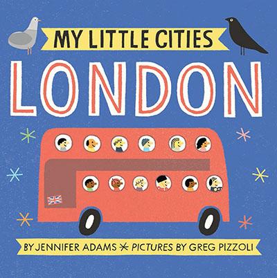 My Little Cities: London - Jacket