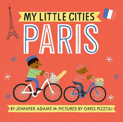 My Little Cities: Paris - Jacket