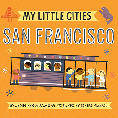 My Little Cities: San Francisco - Jacket