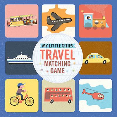 Travel Matching Game - Jacket