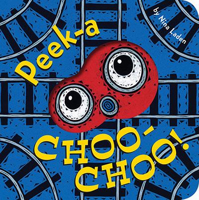 Peek-a Choo-Choo! - Jacket