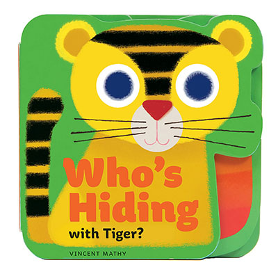 Who's Hiding in the Jungle? - Jacket