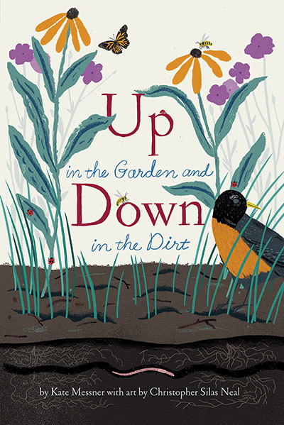 Up in the Garden and Down in the Dirt - Jacket