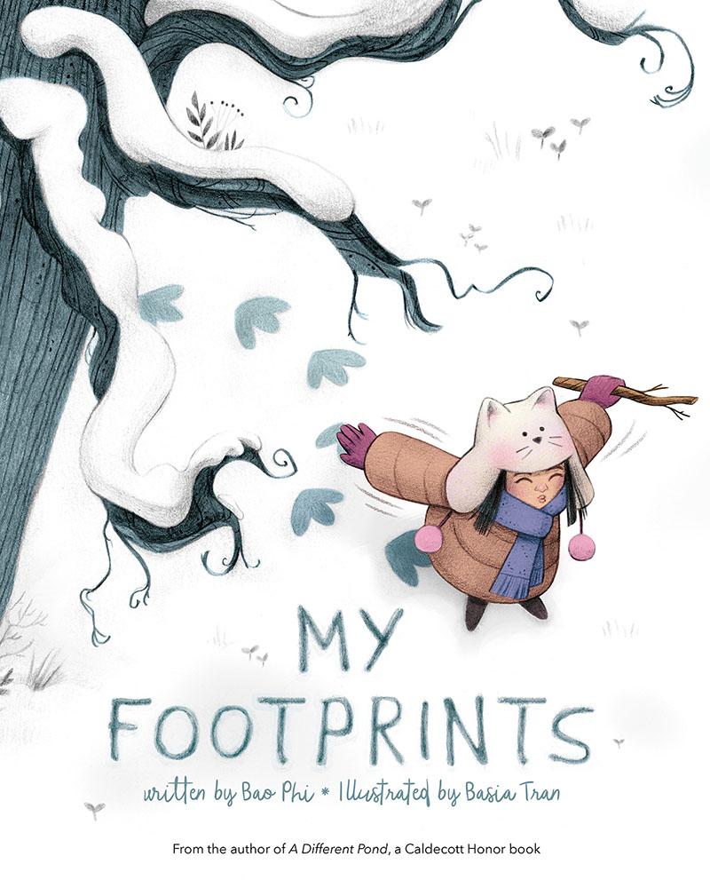 My Footprints - Jacket