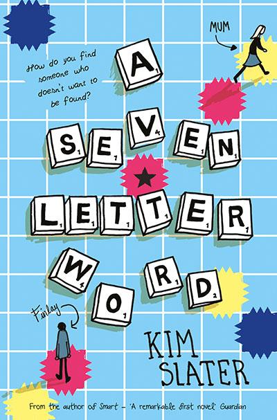A Seven-Letter Word - Jacket