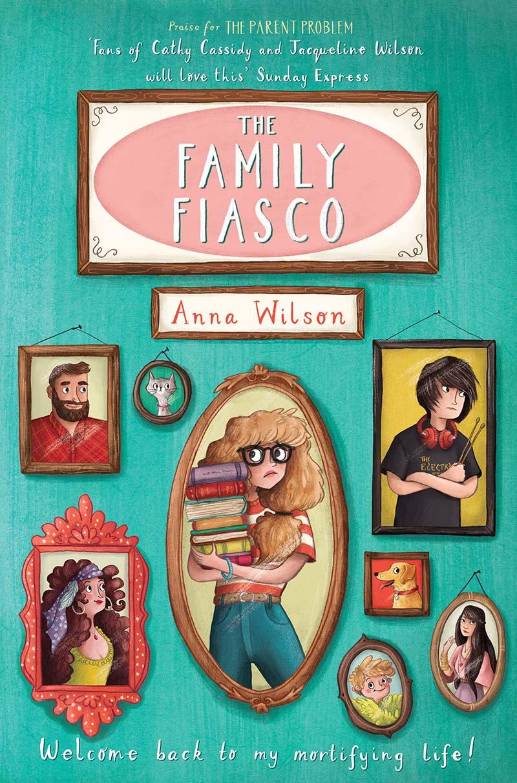 The Family Fiasco - Jacket