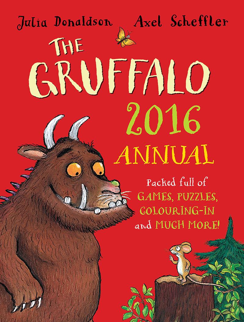 The Gruffalo Annual 2016 - Jacket