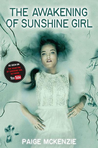 The Awakening of Sunshine Girl - Jacket