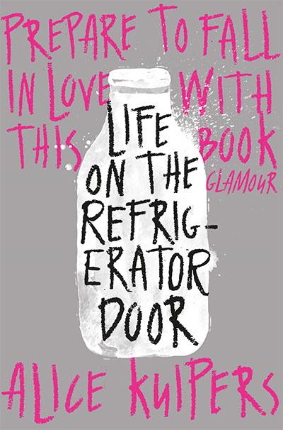 Life on the Refrigerator Door - Jacket