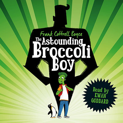 The Astounding Broccoli Boy - Jacket
