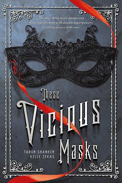 These Vicious Masks - Jacket