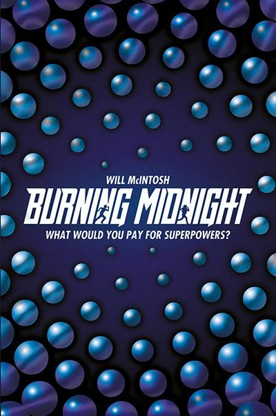 Burning Midnight - Jacket