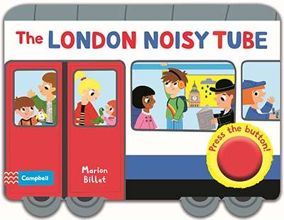 The London Noisy Tube - Jacket