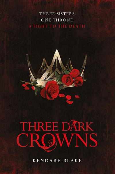 Three Dark Crowns - Jacket