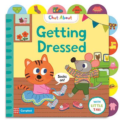 Getting Dressed - Jacket