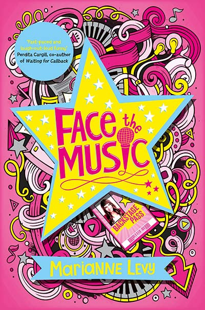 Face The Music - Jacket