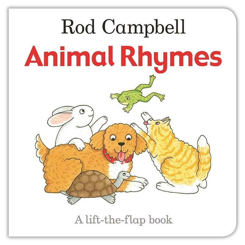 Animal Rhymes - Jacket