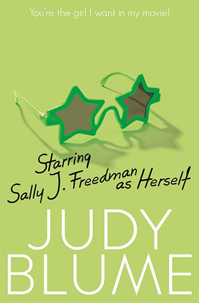 Starring Sally J. Freedman as Herself - Jacket