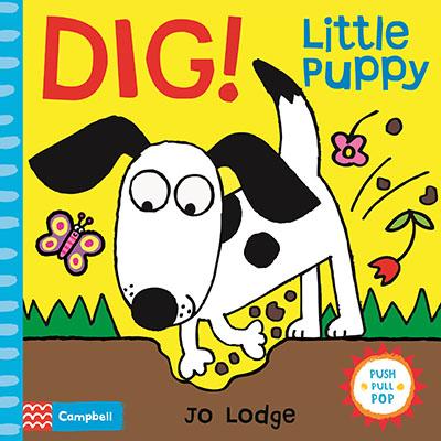 Dig! Little Puppy - Jacket