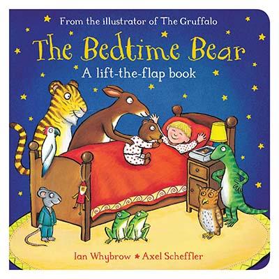 The Bedtime Bear - Jacket