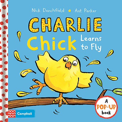 Charlie Chick Learns To Fly - Jacket