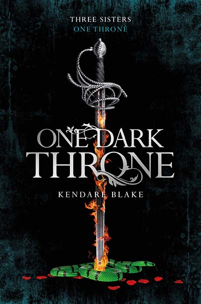 One Dark Throne - Jacket