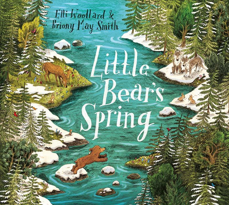 Little Bear's Spring - Jacket
