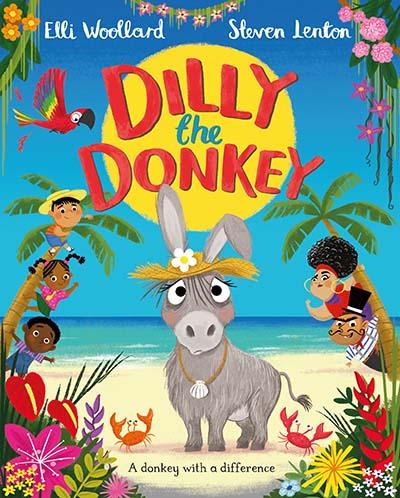 Dilly the Donkey - Jacket