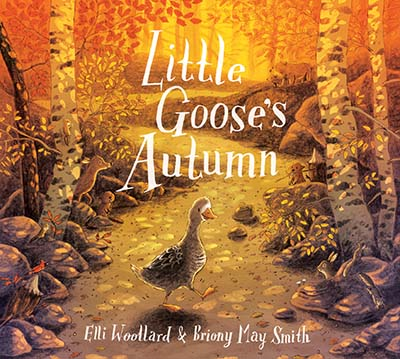 Little Goose's Autumn - Jacket