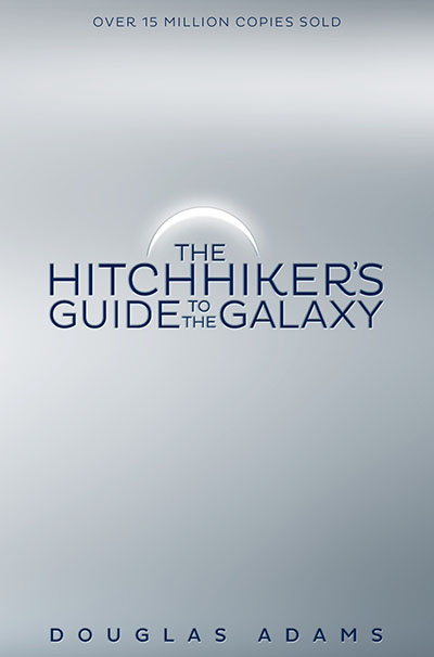 The Hitchhiker's Guide to the Galaxy - Jacket